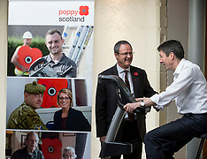 Scottish Parliament Poppy Appeal Bike | Edinburgh | 2 November 2017