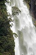 Stirling Falls, Fiordland, New Zealand