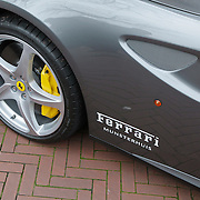 NLD/Den Haag/20111114 - Perslunch Virgin Galactic iav Sir Richard Branson, Ferrari