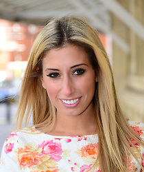 The Little Mermaid Diamond Edition Blu-Ray film premiere. <br /> Stacey Solomon attends classic children's film to celebrate its release on Blu-Ray, Royal Albert Hall, Kensington Gore, London, United Kingdom, Thursday, 29th August 2013. Picture by Nils Jorgensen / i-Images