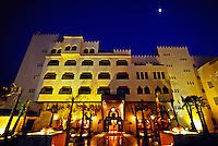 Palais Jamai (luxury hotel), Fez (Fes), Morocco