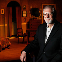 Jim Coppens pictured at the South Bend Civic Theatre in South Bend.<br />
