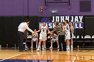 John Jay Girls Varsity Basketball game  on January 2, 2018. (photo by Gabe Palacio)