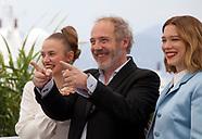 Oh Mercy! (Roubaix, Une Lumiere) film photo call -Cannes Film Festival