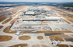 Client: London Heathrow Airport.<br /> Photo: Anthony Charlton