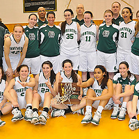 3.12.2011 Elyria Catholic vs Youngstown Ursuline Girls Varsity Regional Final Basketball