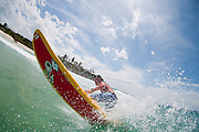 2012, February 22: Dane Pioli surfs at Duranbah Beach on the Queensland and New South Wales border, Australia on Wednesday February 22nd, 2012. (Photo: Matt Roberts/OOL media) ::: Raw file of this image available at resolution: 4288 x 2848, 240dpi :::