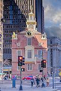 Old state house, Boston, Massachusetts