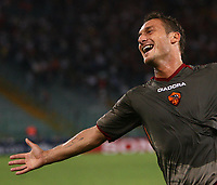 Roma 12/9/2006 Champions League Group D - Matchday 1 AS Roma - Shakhtar Donetsk  Foto Andea Staccioli INSIDE