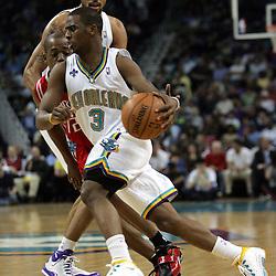 03-19-2008 Rockets vs Hornets