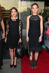 Made In Chelsea stars Louise Thompson and Rosie Fortescue attend the TV Choice Awards 2014 held at London Hilton, London, UK. 08/09/2014<br />BYLINE MUST READ : JAMESY/GOTCHA IMAGES<br /><br />Copyright by © Gotcha Images Ltd. All rights reserved.<br />Usage of this image is conditional upon the acceptance <br />of Gotcha Images Ltd, terms and conditions available at<br />www.gotchaimages.com
