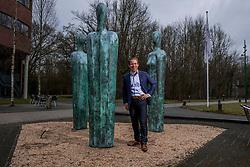 23-03-2018 NED: Portret Bartel Berkhout, Breukelen<br /> Bartel Berkhout is oprichter en programmadirecteur van Nyenrode Sports, een internationaal sportleidingsinstituut onderdeel van Nyenrode Business Universiteit. Nyenrode Sports is opgericht in 2014 en werd gelanceerd met als missie de leiders van de volgende generatie in de sport te inspireren en te versterken.