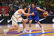 Ariel Filloy<br /> Nazionale Italiana Maschile Senior<br /> Eurobasket 2017 - Group Phase<br /> Lituania Italia Lithuania Italy<br /> FIP 2017<br /> Tel Aviv, 03/09/2017<br /> Foto M.Ceretti / Ciamillo - Castoria