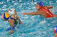 Arianna Garibotti Italy, Marloes Nijhuis Nederland <br /> Trieste 15/01/2019 Centro Federale B. Bianchi <br /> Women's FINA Europa Cup 2019 water polo<br /> Italy ITA - Nederland NED <br /> Foto Andrea Staccioli/Deepbluemedia/Insidefoto