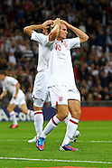 England v Ukraine 110912