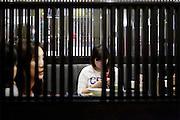 female friends meeting in restaurant Japan Tokyo