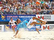 EURO BEACH SOCCER LEAGUE TORREDEMBARRA 2012