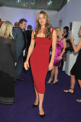 CELIA WALDEN at the 2009 Glamour Magazine Awards held in Berkeley Square, London on 2nd June 2009.
