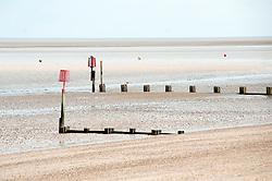 Cleethorpes beach.14th September2011 Image © Paul David Drabble