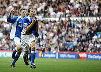 Photo: Rich Eaton.<br /> <br /> Derby County v Birmingham City. Coca Cola Championship. 21/10/2006. Stephen Clemence celebrates after scoring the goal to give Birmingham a 1-0 lead