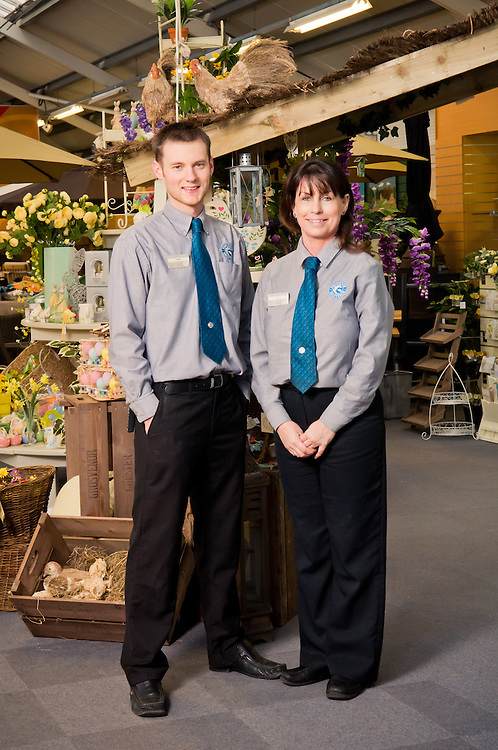 The Grosvenor Garden Centre in Chester needed a professional photographer for their brochure so they contacted Commercial and PR photographer Ioan Said Photography!
