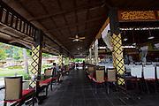 Thailand, Ko Hai. Kohhai Fantasy Resort & Spa. The restaurant.