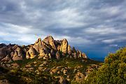 Tebaida, range Montserrat, mountain, Catalonia