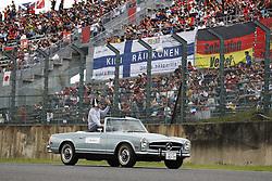 October 9, 2016 - Suzuka, Japan - Motorsports: FIA Formula One World Championship 2016, Grand Prix of Japan, .#6 Nico Rosberg (GER, Mercedes AMG Petronas Formula One Team) (Credit Image: © Hoch Zwei via ZUMA Wire)