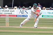 Colin Ackemann batting  during the Specsavers County Champ Div 2 match between Gloucestershire County Cricket Club and Leicestershire County Cricket Club at the Cheltenham College Ground, Cheltenham, United Kingdom on 15 July 2019.