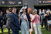 GER HANNON, SUZANNE HANNON, Qatar Prix de l'Arc de Triomphe, Longchamp, Paris, 6 October 2019