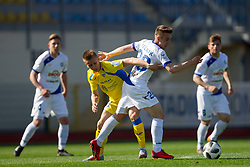 Dario Vizinger of NK Celje during football match between NK Domzale and NK Celje in Round #20 of Prva liga Telekom Slovenije 2017/18, on April 18, 2018 in Sports Park Domzale, Domzale, Slovenia. Photo by Urban Urbanc / Sportida