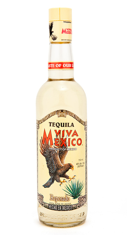 Viva Mexico Tequila Reposado -- Image originally appeared in the Tequila Matchmaker: http://tequilamatchmaker.com