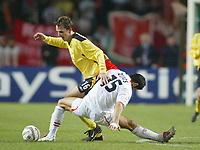 23/11/2004 - UEFA Champions League - Group A - AS Monaco v Liverpool  - Stade Louis II, Monte Carlo<br />