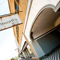 Farnsworth, a 3-generation family owned store, was a highlight of downtown Greenville in its heyday.  The family still sells jewelry at a different location.