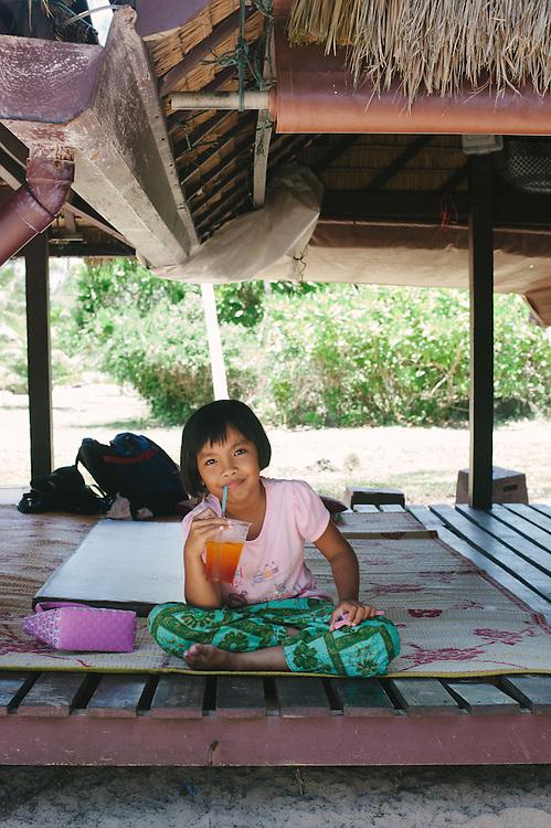 Thai children photography Puhket Thailand