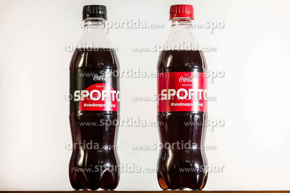Coca Cola during Sports marketing and sponsorship conference Sporto 2017, on November 16, 2017 in Hotel Slovenija, Congress centre, Portoroz / Portorose, Slovenia. Photo by Vid Ponikvar / Sportida