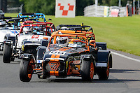 #66 Rob Clay Caterham Supersport during the ITC Compliance Caterham Supersport Championship at Oulton Park, Little Budworth, Cheshire, United Kingdom. August 13 2016. World Copyright Peter Taylor/PSP.