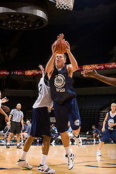 C Brennan Cougill (Sioux City, IA / Bishop Heelan).  The NBA Player's Association held their annual Top 100 basketball camp at the John Paul Jones Arena on the Grounds of the University of Virginia in Charlottesville, VA on June 20, 2008