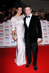 Chris Fountain at the National Television Awards held in London on Wednesday, 25th January 2012. Photo by: i-Images