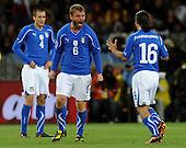 Italy v Paraguay