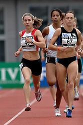 30-06-2007 ATLETIEK: NK OUTDOOR: AMSTERDAM<br /> Nicole van Amstel en Ingrid Grutters<br /> ©2007-WWW.FOTOHOOGENDOORN.NL