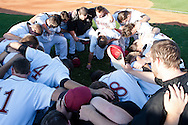 April 28, 2011: The Southern Nazarene University Crimson Storm play against the Oklahoma Christian University Eagles at Dobson Field on the campus of Oklahoma Christian University.