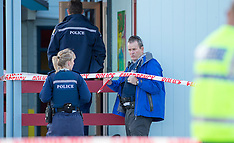 Napier - Incident at primary school