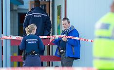Napier - Incident at primary school