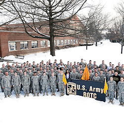 ROTC 2015 formation