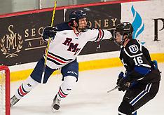 2016-03-11 Atlantic Hockey Quarterfinals Robert Morris vs. Bentley (Game 1)