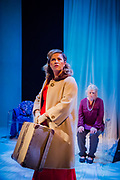 Wellington, NZ. 18.01.2018. Joan. Written by Tom Scott. Directed by Tim Gordon. Circa One, 20 January to 17 February. Starring Ginette McDonald and Kate McGill.  Photo credit: Stephen A'Court.  COPYRIGHT ©Stephen A'Court