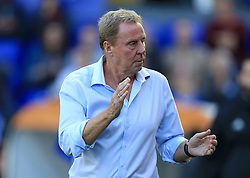 Birmingham City manager Harry Redknapp - Mandatory by-line: Paul Roberts/JMP - 15/08/2017 - FOOTBALL - St Andrew's Stadium - Birmingham, England - Birmingham City v Bolton Wanderers - Sky Bet Championship