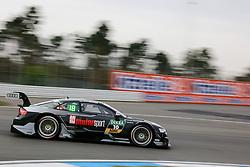 October 14, 2016 - Hockenheim, Germany - Motorsports: DTM race Hockenheim, Saison 2016 - 9. Event Hockenheimring, GER, #10 Timo Scheider (GER, Audi Sport Team Phoenix, Audi RS5 DTM) (Credit Image: © Hoch Zwei via ZUMA Wire)