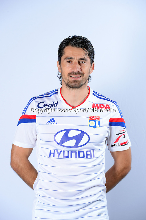 Milan BISEVAC - 17.09.2014 - Portrait Officiel - Lyon<br /> Photo : Icon Sport